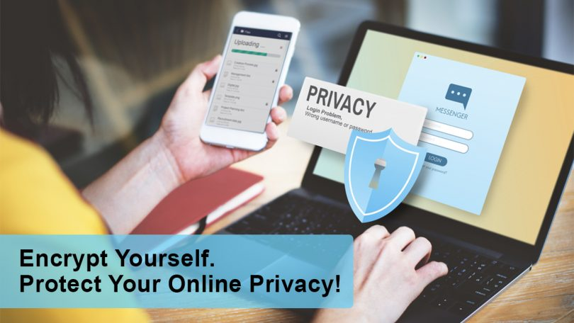 Protect Your Online Privacy- Article Image