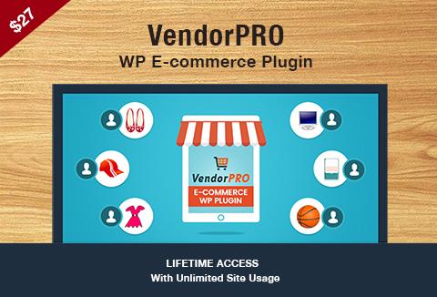 VendorPRO Multi Vendor Plugin For WordPress - Featured Image