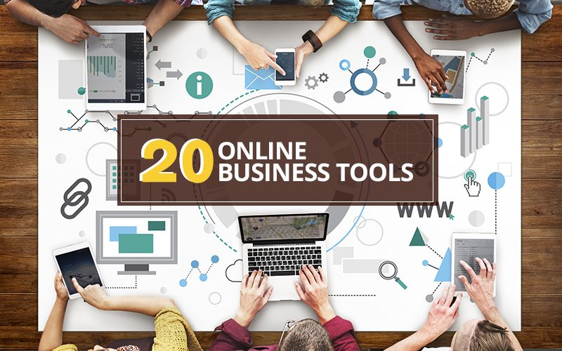 20 Online Business Tools - DealFuel Blog