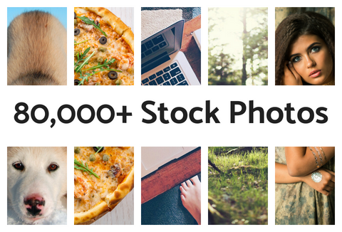 Best Stock Photos Bundle: Vol1 & Vol2
