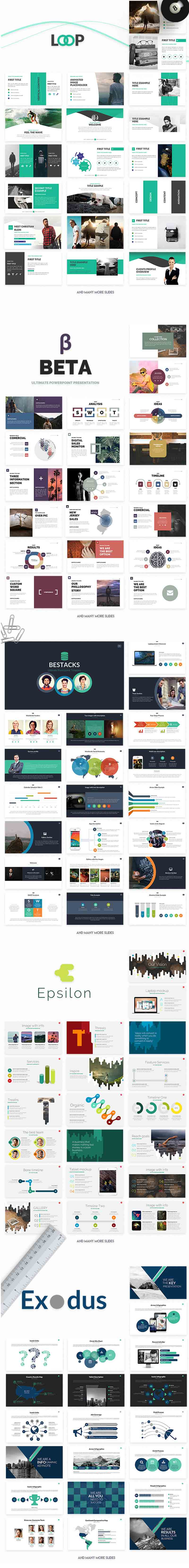 86-in-1 Keynote Powerpoint & Templates 5