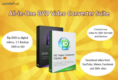 All-in-One DVD Video Converter Suite