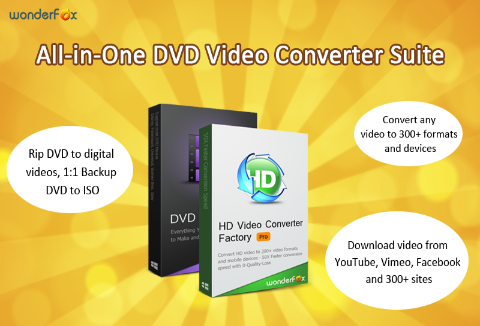 The Ultimate All-in-One DVD Video Converter Suite For Video Lovers