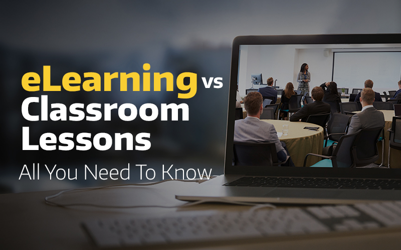 eLearning Vs Classroom Lessons: DealFuel Blog