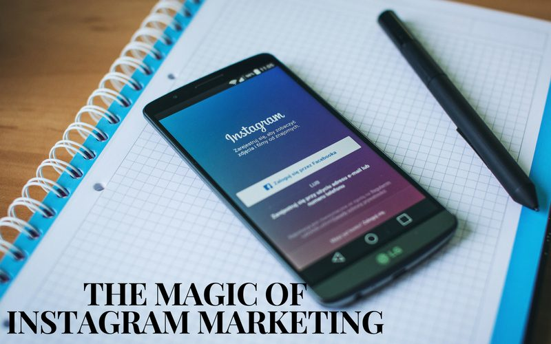 Magic Of Instagram Marketing - Blog | DealFuel
