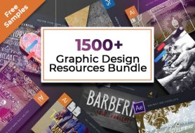 1500+ Graphic Design Resources Bundle