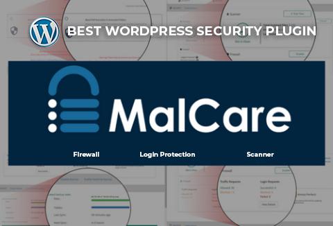 Malcare - Best Wordpress Security Plugin