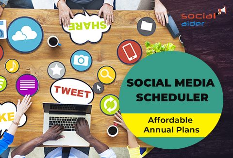 Social Aider Scheduling Tool