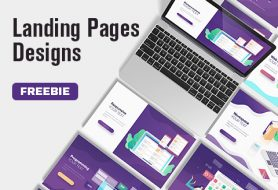 FREE Amazing Landing Page Designs | DealFuel Freebie
