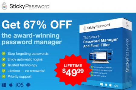 Sticky Password Wallet- Featured Image