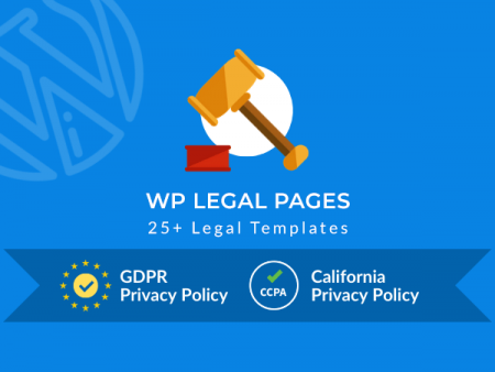 WP Legal Pages Plugin Feature Image