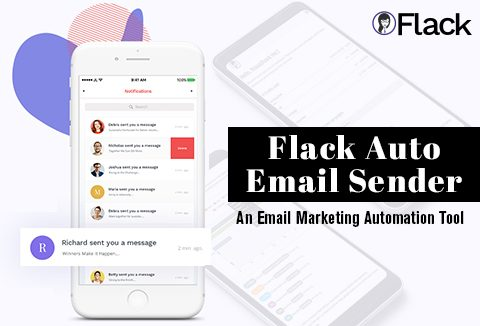 Flack Automatic Email Sender