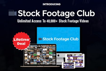 Stock Footage Club: Instant Access To 40K+ Professional Stock Videos