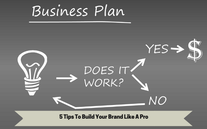 5 Tips to Build Your Brand like a Pro | DealFuel