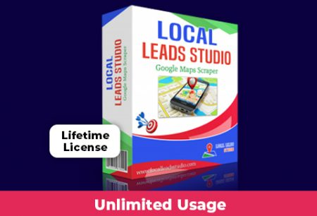 Local Lead Generation Studio For 100% Authentic Local Business Leads