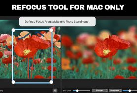 Super Refocus Photo Tool For Mac Only!