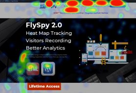 FlySpy 2.0 For Heat Maps, Visitors Recordings & Better Analytics | LIFETIME