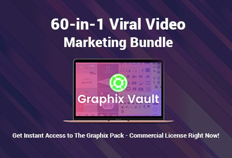 60-In-1 Viral Video Marketing Bundle