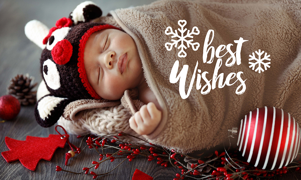 50 Photo & Text Overlays Bundle - Best Wishes