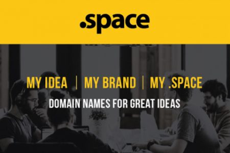 .Space Domain For All Creative Souls | Make It Your .Space | DealFuel