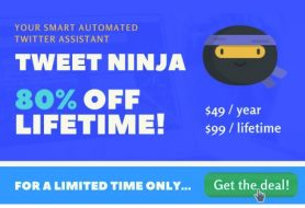 Twitter Expert For A LIFETIME @80% Off. Get Your Tweet Ninja | DealFuel