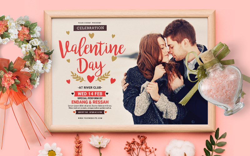 Valentines Photo Cards Preview 4