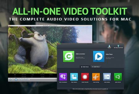 Video Solutions For MAC | All-In-One Audio & Video Toolkit | DealFuel