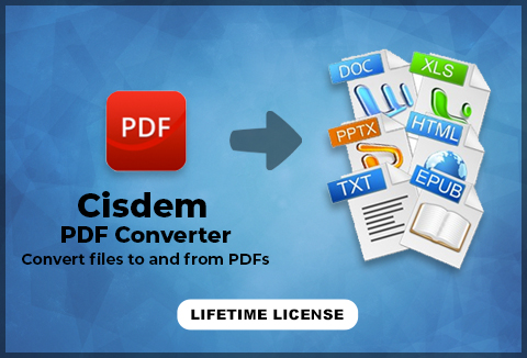 PDF Converter For Mac - Convert Files To & From PDFs (Lifetime License)