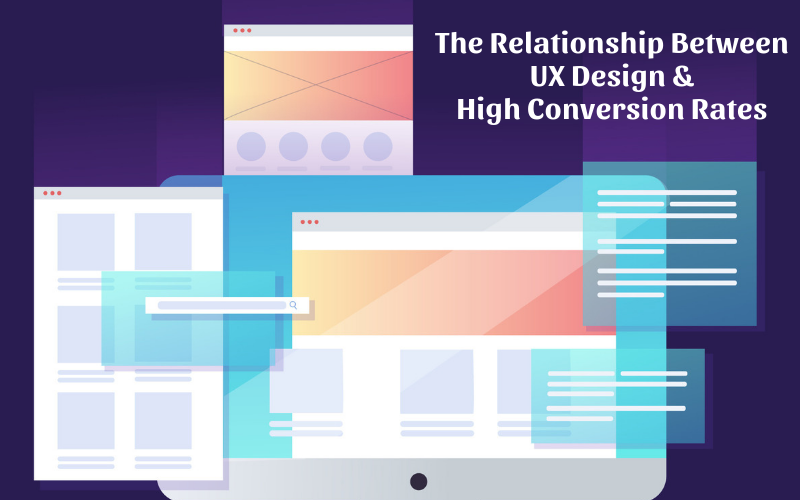 The Relationship Between UX Design And High Conversion Rates