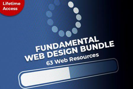 Web Design Bundle With 63 Web Resources For A Lifetime | DealFuel