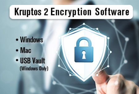 Kruptos 2 Encryption Software