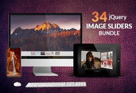 Big Bundle Of 34 Best jQuery Image Sliders With Animations