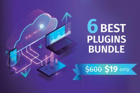 Best Plugins Bundle Of 6 Useful Plugins For Every Website | Dealfuel