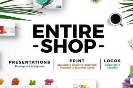 Business Presentation & Print - An Entire Shop Bundle | DealFuel