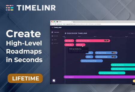 Time Planner Tool: TimeLinr For An Effortless Lifetime Planning | DealFuel
