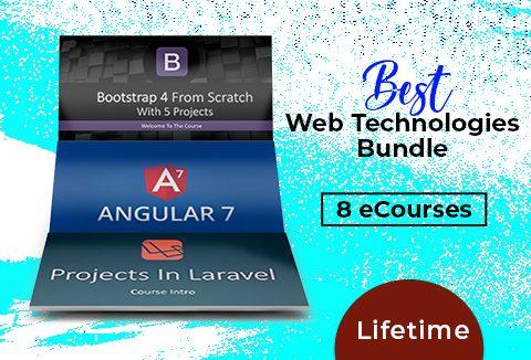 The Best Web Technologies Bundle