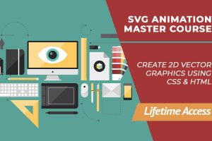 SVG Animation Master Course For A Lifetime