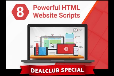 Powerful HTML web scripts