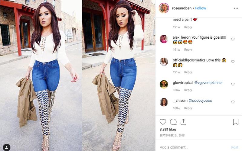 Online Brand Promotion through Instagram Posts