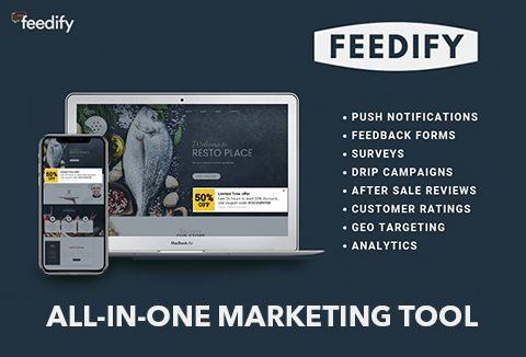 Feedify For Best Customer Engagement