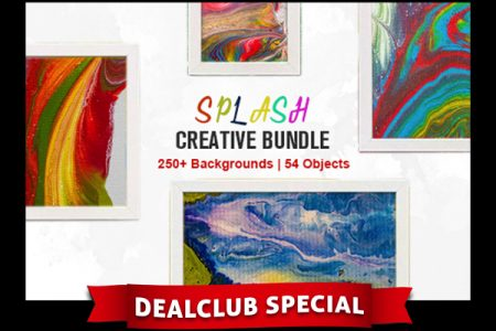Splash Creative Bundle
