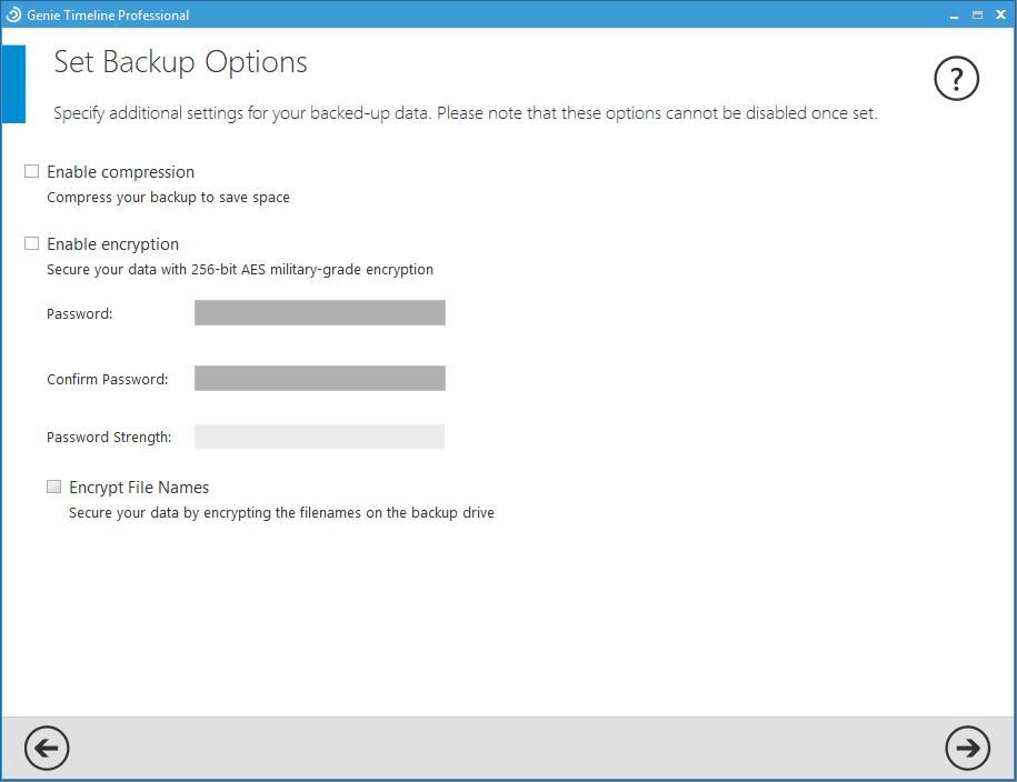 Genie Timeline 10 - A Professional Backup Solution For Windows| Lifetime - backup option