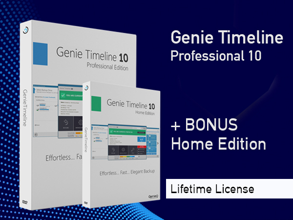 Genie Timeline 10 For A Lifetime + Genie Timeline Home For FREE | Limited Time Offer