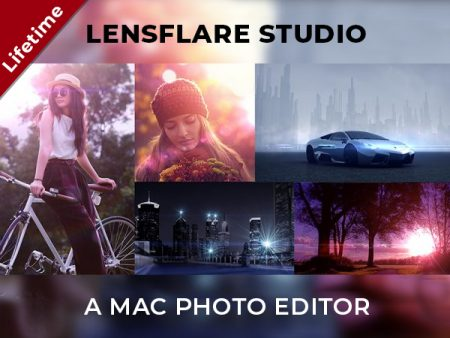 LensFlare Studio photo editor