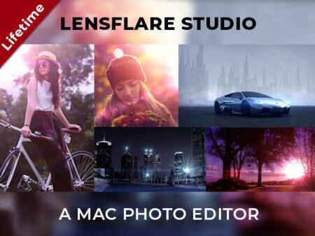 LensFlare Studio photo editor