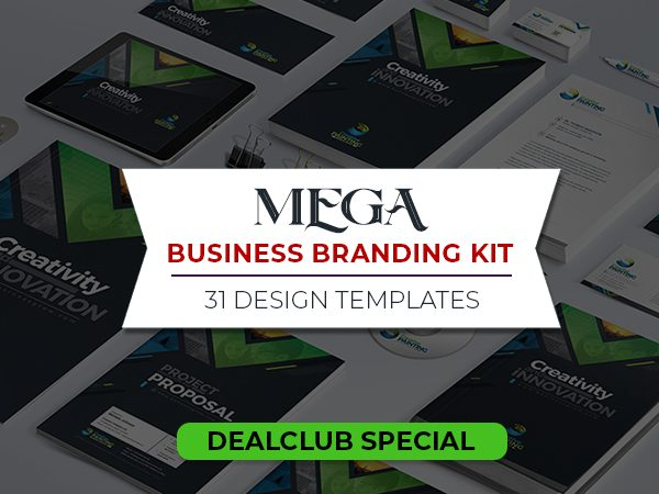Mega Business Branding Kit