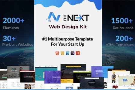 Next Web Design Kit For A Lifetime