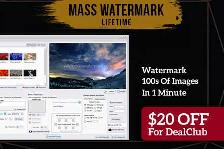 Mass Watermark - DC Exclusive Deal