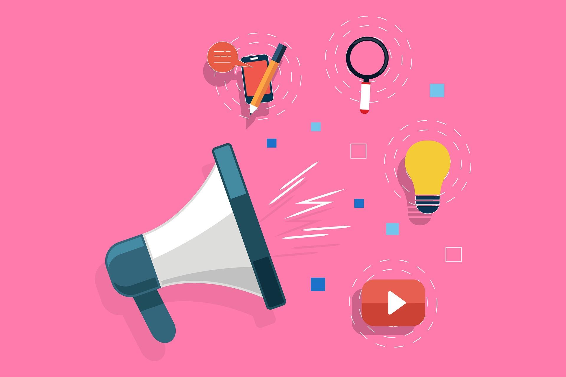 social media marketing for Mobile Application Development Business