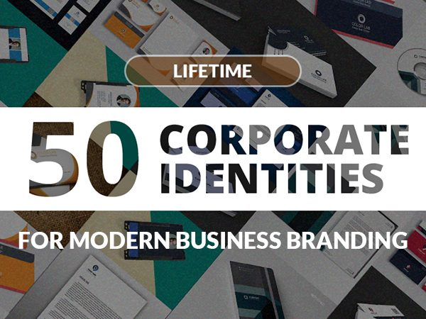 50-in-1-Corporate-Identity Templates Bundle